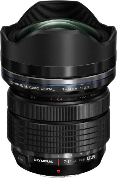 Olympus M.ZUIKO DIGITAL ED 7-14mm f2.8 PRO