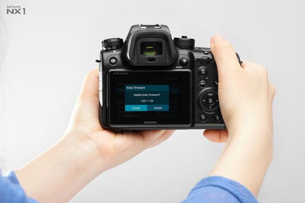 Samsung Nx1: Firmware 1.30 Update