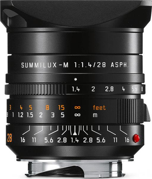 Leica Summilux-M 28 mm f/1.4 ASPH.