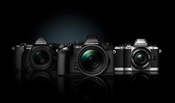 Olympus OM-D Cameras