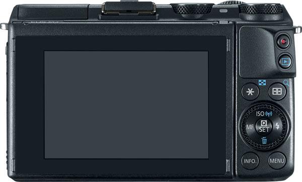 Canon EOS M3, black
