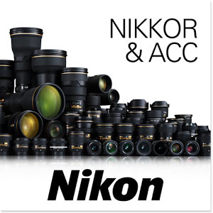 NIKKOR & ACC App for iPad / Android tablet