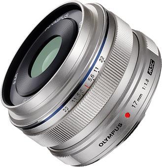 M.ZUIKO 17mm 1:1.8 Lens