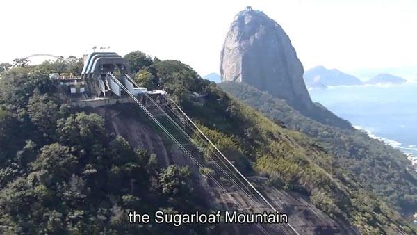 Sugarloaf Mountain: Image Courtesy of Panasonic
