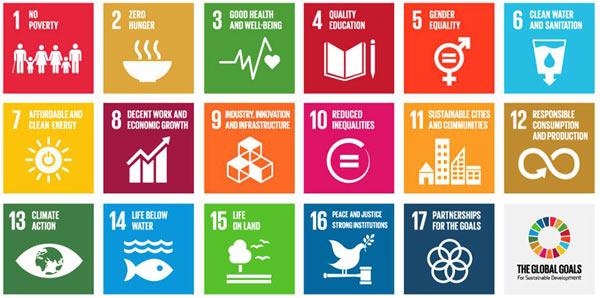 The 17 Global Goals