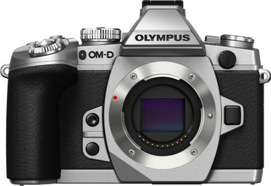 Olympus OM-D E-M1 body only, silver