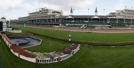 Churchill Downs: Image Courtesy of RIT