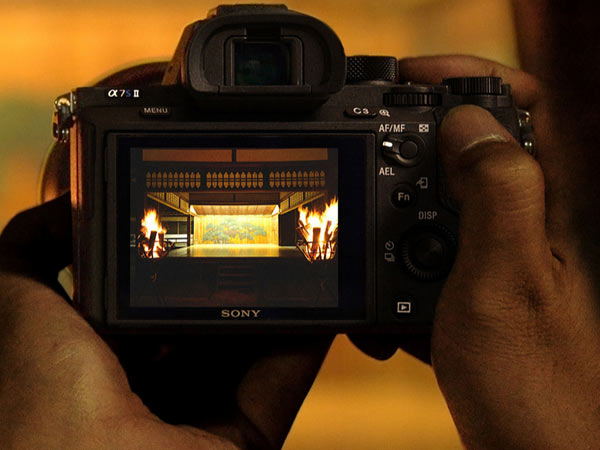 Sony a7s II: Image Courtesy of Sony