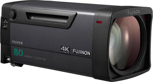 Fujinon UA80X9 field lens