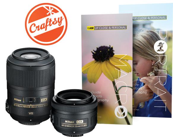 Nikon Macro & Portrait 2 Lens Kit