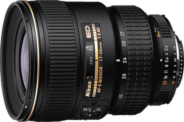 AF-S Zoom-NIKKOR 17-35mm f/2.8D IF-ED