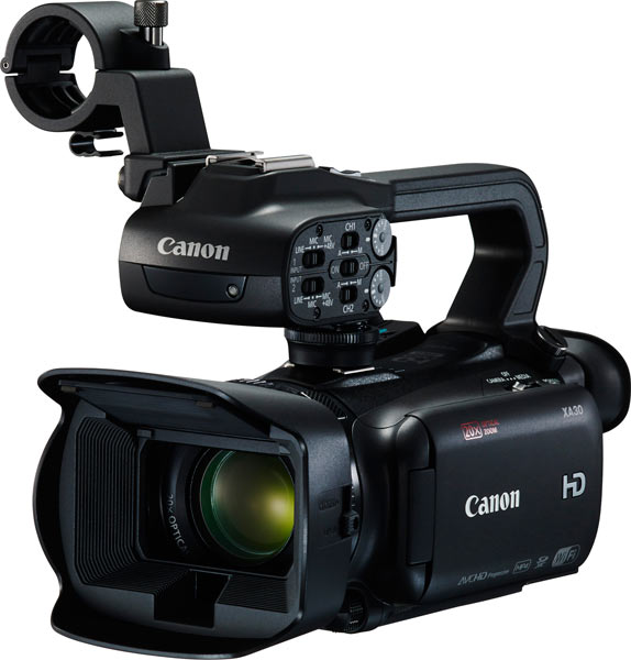 canon-xa30-front-left-hand-grip-attached-600