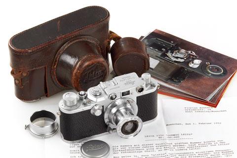 Leica IIIc: lot 23