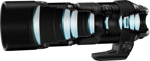 Olympus M.ZUIKO Digital ED 300mm f4.0 IS PRO