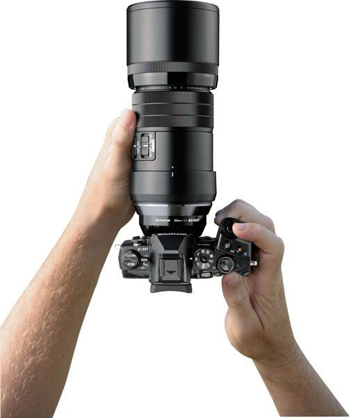 Olympus OM-D E-M1 (firmware version 4.0) camera + Olympus M.ZUIKO Digital ED 300mm f4.0 IS PRO lens
