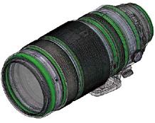 FUJINON XF100-400mmF4.5-5.6 R LM OIS WR: Weather-sealed