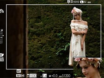 FUJIFILM X-Pro2: Hybrid Multi Viewfinder. Image Courtesy of Fujifilm