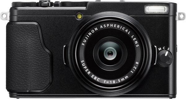 FUJIFILM X70, black