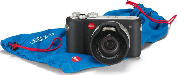 Leica X-U (Typ 113): Dimensions (W x H x D) Approx. 140 x 79 x 88 mm