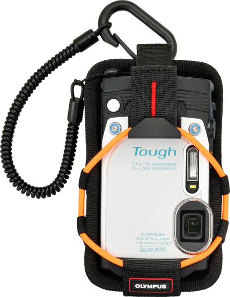 Olympus Stylus Tough TG-870 + CSCH-123 Tough Sport Holder