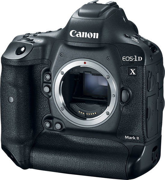 Canon EOS-1D X Mark II with mirror down