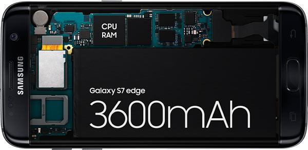 Samsung Galaxy S7 edge: hardware