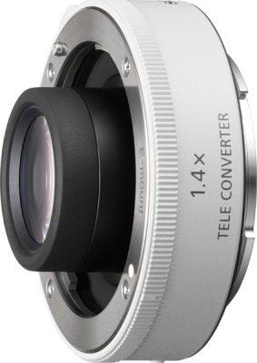 Sony compact 1.4x Teleconverter: model SEL14TC