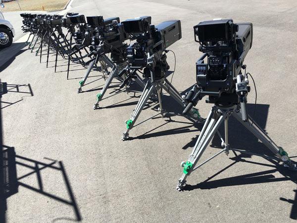 MTVG Cameras and Lens Line: Image Courtesy of Fujifilm