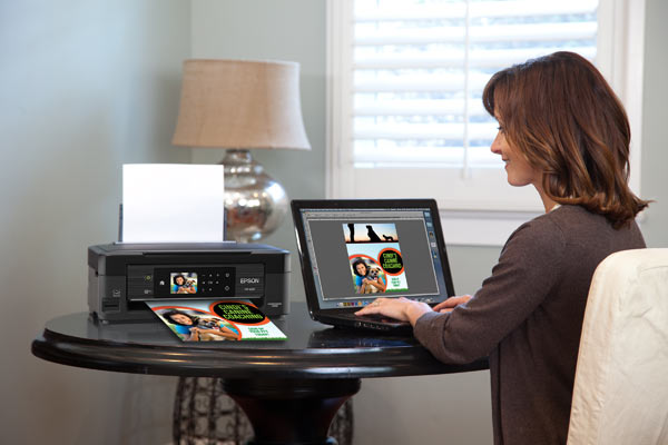 Epson Expressions Premium XP-430 Small-in-One Printer