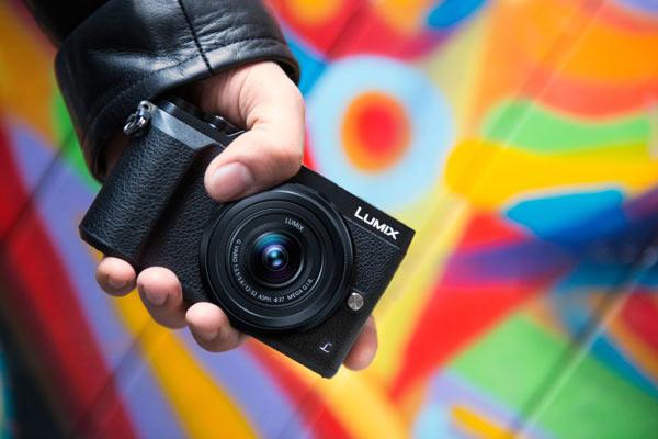 Panasonic LUMIX GX85, black: Image Courtesy of Panasonic