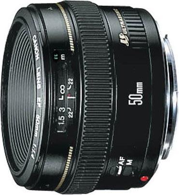 Canon EF 50mm f/1.4