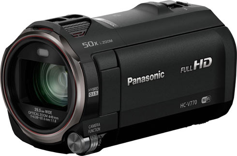 Panasonic HCV770