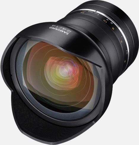 Samyang Premium MF 14mm F2.4