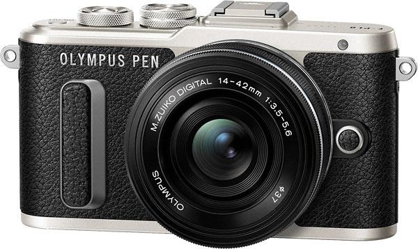 Olympus PEN E-PL8 (Black)