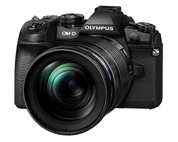 Olympus® OM-D E-M1 Mark II (Under Development)