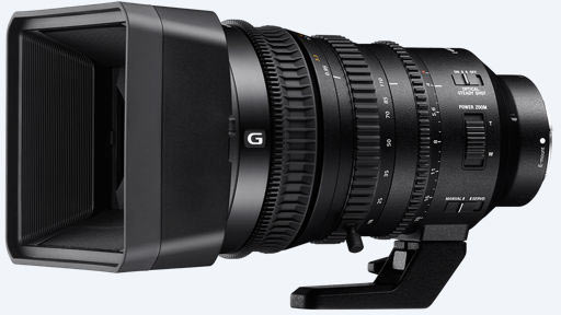 Sony E PZ 18-110mm F4 G OSS (model SELP18110G)