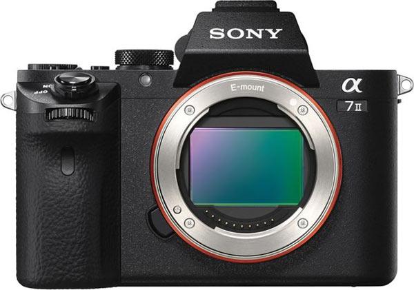Sony α7II