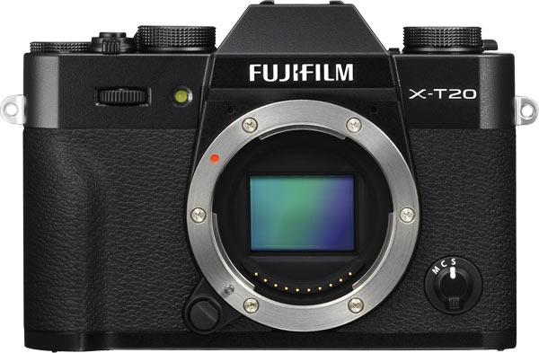 FUJIFILM X-T20 (Black)