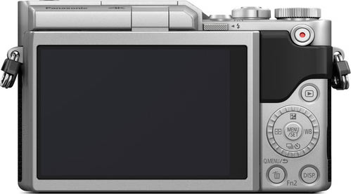 Panasonic LUMIX DMC-GX850 (Silver)