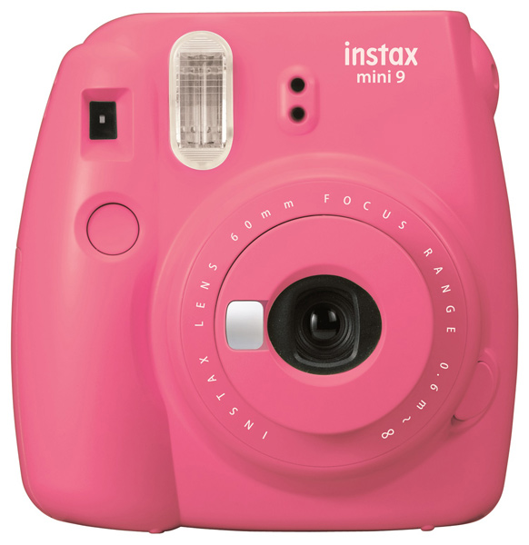 Fujifilm INSTAX® Mini 9: Flamingo Pink color