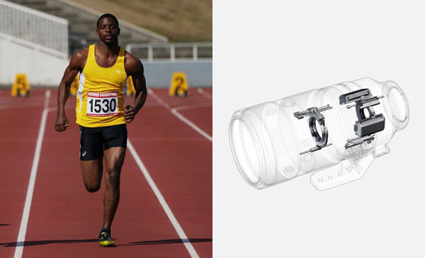 Sony FE 100-400mm F4.5–5.6 GM OSS lens features a combination of double linear motor and a Direct Drive SSM actuator: Image Courtesy of Sony