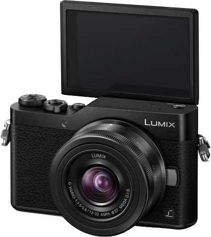 Panasonic LUMIX GX850, black