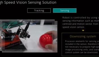 Sony Released a Back-Illuminated Time-of-Flight Image Sensor