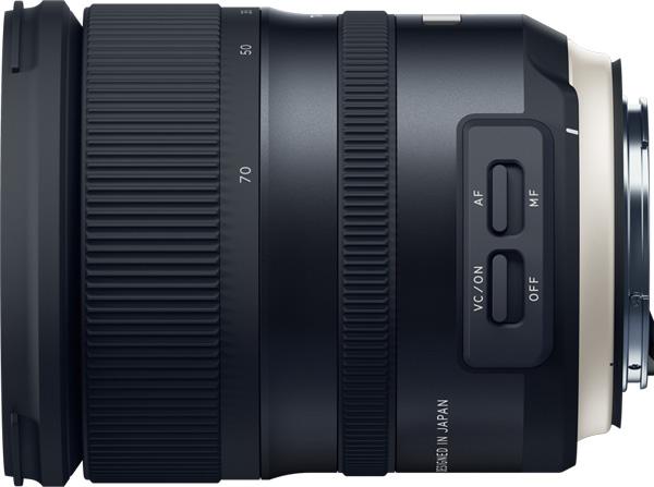 Tamron SP 24-70mm F2.8 Di VC USD G2 (Model A032): Canon mount