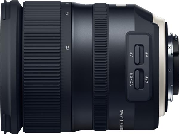 Tamron SP 24-70mm F2.8 Di VC USD G2 (Model A032): Nikon mount