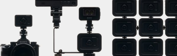 Sony RX0: Multiple-unit solutions