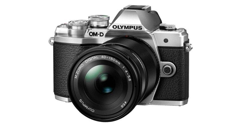 Olympus OM-D E-M10 Mark III (Silver)