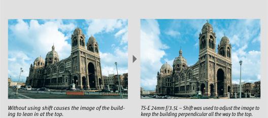 Tilt-Shift Macro Lens: Images Courtesy of Canon