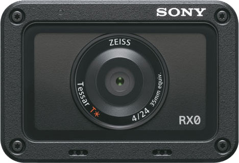 Sony RX0 (Front view)