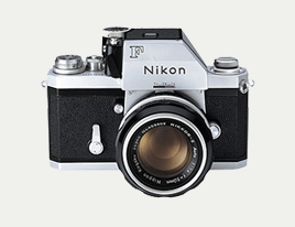 The Nikon Photomic FTN* (NASA specifications) and NIKKOR lens were used on Apollo 15 in 1971.